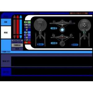 Star Trek> Command Panel # 2 Mousepad: Office Products