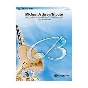 Michael Jackson Tribute Conductor Score