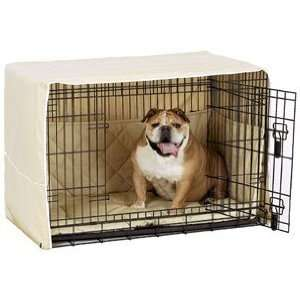 Pet Dreams Products 38501 Side Door Dog Crate Cover  Small
