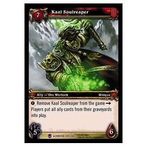 Kaal Soulreaper Heroes of Azeroth Epic [Toy]: Toys