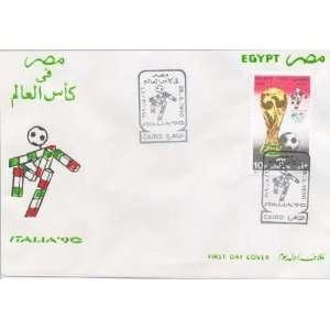 Extra Fine Condition World Cup Italy 1990 Futbol Soccer Scott # 1420