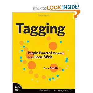 Tagging: People powered Metadata for the Social Web