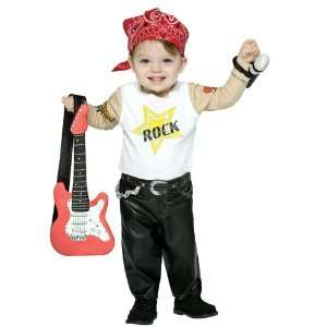 Future Rockstar Boys Baby and Toddler Costume Toys & Games
