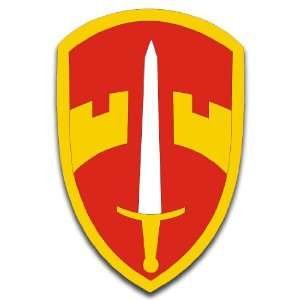 US Army MACV Military Assistance Command Vinyl Transfer Decal Sticker