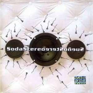 Vinyl Replica Sueno Stereo Soda Stereo Music