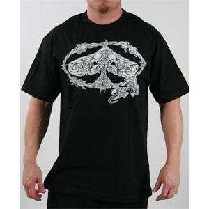 SRH Angel of Death T Shirt   Small/Black Automotive