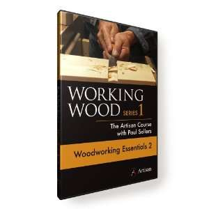 com Working Wood 1 he Arisan Course wih Paul Sellers. WOODWORKING
