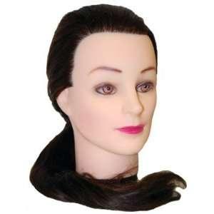 Hair Art Anna Mannequin Mannequin 24 100% Human Hair