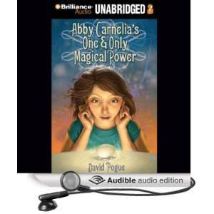 Abby Carnelias One and Only Magical Power (Audible Audio