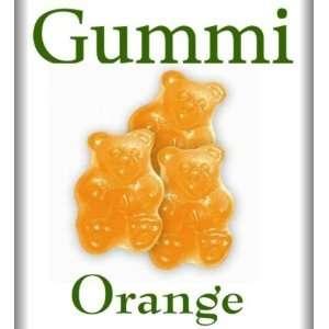 Albanese Orange Gummi Bears 2 Lbs  Grocery & Gourmet Food