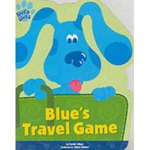 Game (Blues Clues) (9780743429832): Sarah Albee, Steve Colmer: Books