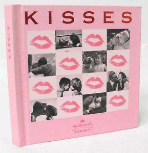 Hallmark Kisses Valentines Love Gift Book NEW