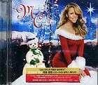 MARIAH CAREY   Merry Christmas II You (CD+DVD) *SEALED