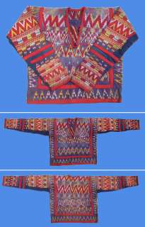 Philippines Ethnic T'boli Tribe Female Garment Kegal Nisif #1