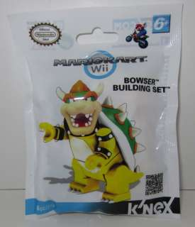 Nex Nintendo Mario Kart Wii Bowser Building Set