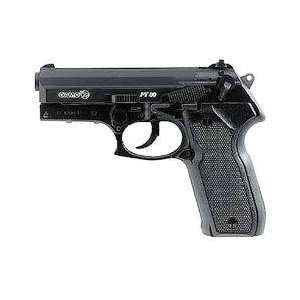 .177 Caliber PT80 CO2 Pistol, 4.25 Barrel, Rotary Pellet