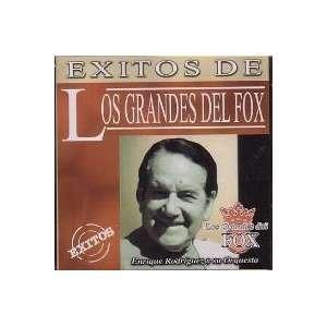 Exitos De Los Grandes Del Fox ENRIQUE RODRIGUEZ Y SU