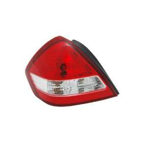 TYC 11 6323 00 Replacement Passenger Side Tail Lamp for