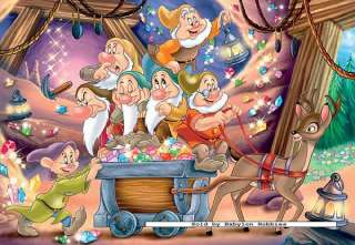 picture 2 of Ravensburger 20 pieces jigsaw puzzle Disney   The seven