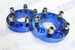20mm Wheel Spacers Adapter 5x114.3 12x1.25 Nissan / STi
