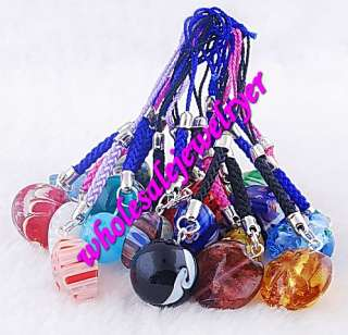 40strands mixstyle murano glass telephone hang pendant