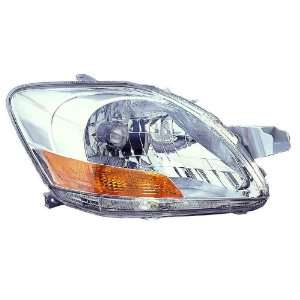 TOYOTA YARIS SEDAN 07 09 HEADLIGHT UNIT (08 09 BASE MDL