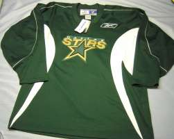 New with tags Reebok NHL Licensed Dallas Stars Jersey
