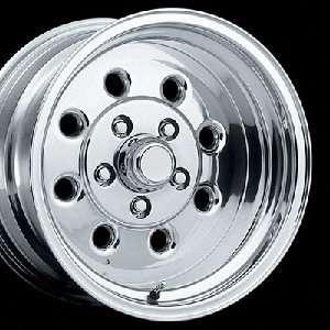 Ultra Wheels Type 531 Polished Wheel (15x10/5x114.3mm