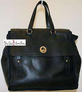 NEW Yves Saint Laurent YSL Black Muse Two Large Bag/ Tote NWT $2295