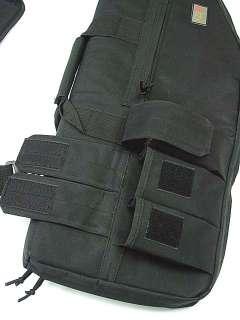 29 Tactical AEG Rifle Sniper Case Gun Bag Mag Pouch BK