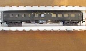 SANTA FE DINER # 1664 HEAVYWEIGHT PASSENGER CAR BY IHC #49023, HO
