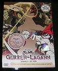 DVD Tengen Toppa Gurren Lagann Vol. 1   27 End   English Version