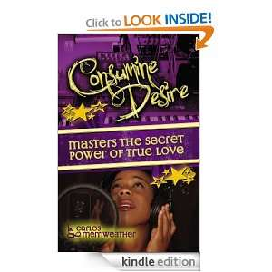 Consumine Desire Masters The Secret Power of True Love Patsy Eastwood
