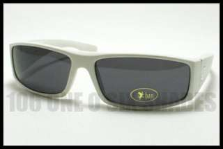 KHAN Designer Fashion Bikers Sunglasses for Men Casual Shades BLACK