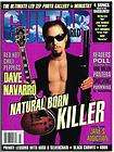 Guitar World Magazine (March 1996) Dave Navarro / Black Crowes / KORN