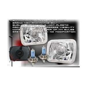 Jeep Wrangler Headlights Clear Pro Headlights 1987 1988 1989 1990 1991