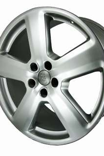 OEM Alloy 2006 2008 19x9 Audi A8 Wheels   58795 4E0601025AD1H7