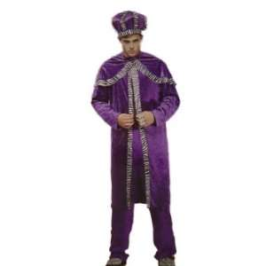 Mens King Big Daddy Pimp Costume Xl Toys & Games