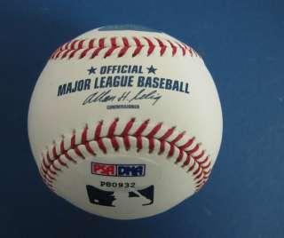 Mariano Rivera Yankees Autographed/Signed Baseball Insc. Enter