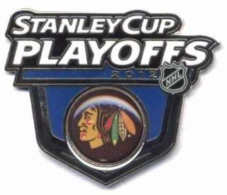 2012 NHL Stanley Cup Playoffs Pins Hockey new in package play offs