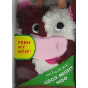 Good Night, Moo (Furry Tales) (9780525453550) Jan