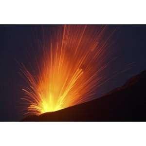 Vulcanian Eruption of Anak Krakatau Volcano, Sunda Strait