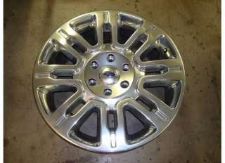 20 Ford F 150 WHEEL Rim OEM Platinum 2009 2011 2010 F150