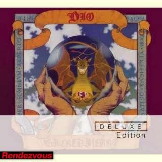 DIO Sacred Heart [2 CD][Deluxe Edition][2012] *Black Sabbath Rainbow
