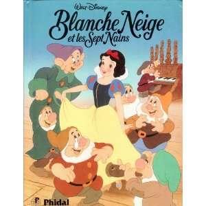Walt Disney Blanche Neige et les Sept Nains   Snow White