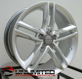 18 Wheels Rims Fit Audi B5 B6 B7 A4 A5 S4 S5