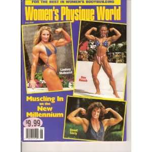 Womens Physique World June 2000: Bill Jentz: Books