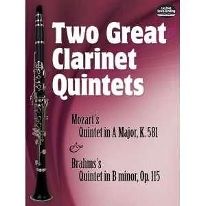 ): Wolfgang Amadeus Mozart, Johannes Brahms, Music Scores: Books
