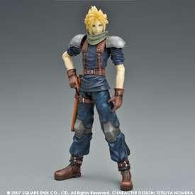Final Fantasy VII CRISIS CORE   Cloud Strife Figurine