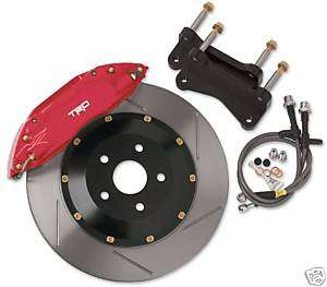 Toyota Tacoma 2005 2012 X Runner TRD Big Brake Kit NEW!